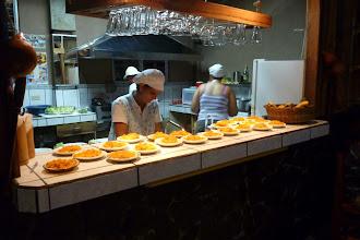Photo: Clase de Cocina - leckerer Mango Verde Eintopf...