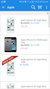 Mobtym - Online Shopping India- screenshot thumbnail