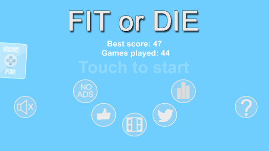 Fit or Die- screenshot thumbnail