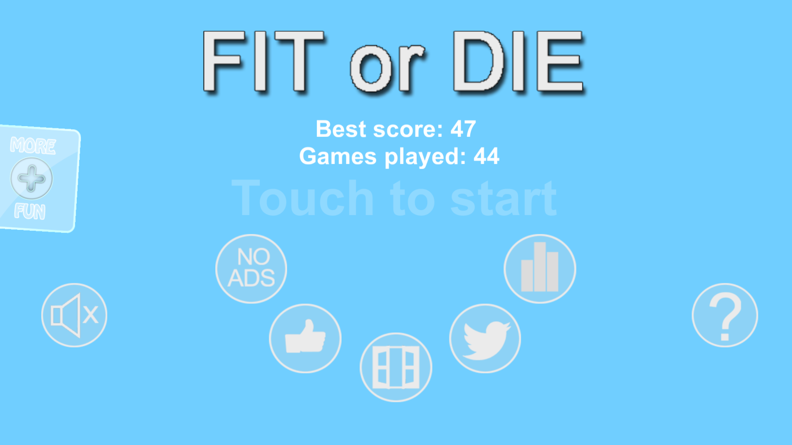Fit or Die- screenshot