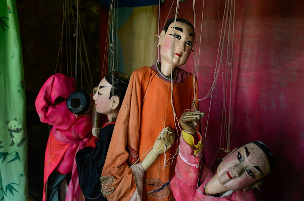 Marionette di Wolfy47