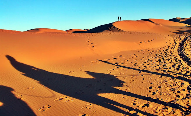 Sahara shadow di Ale Brigante