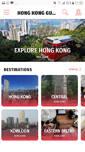 ✈ Hong Kong Travel Guide Offline - náhled