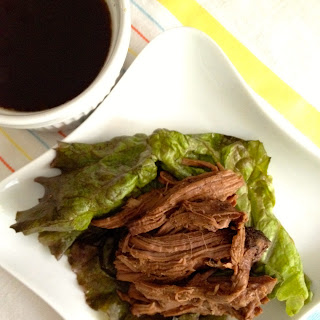 Crock-pot Paleo French Dip