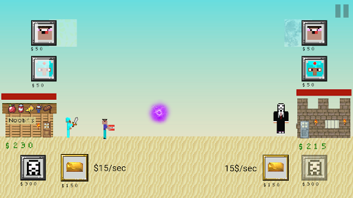 Noob vs Pro vs Hacker vs God: Story and PvP game! 4.2 screenshots 6
