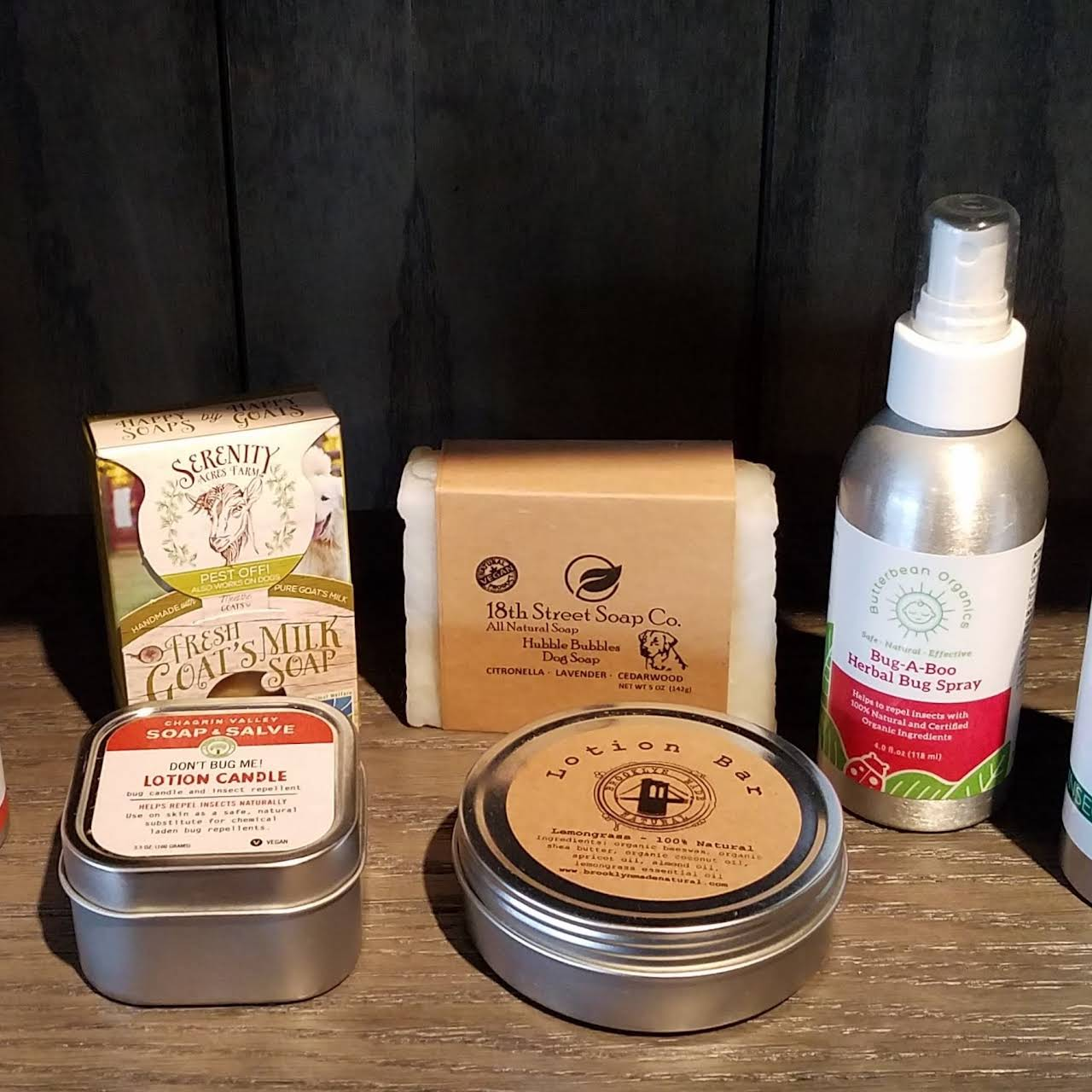 Earthly Beauty - Natural Skincare Shop in Omaha