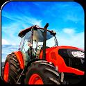 Tractor Driver Farming Simulator: Farming Games icon
