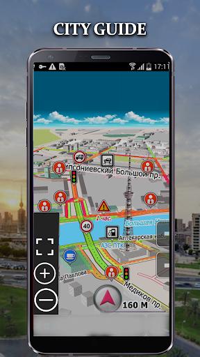 Live Earth Map – Satellite Map View, GPS Tracker 2.2 screenshots 4