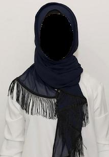 Hijab Face Changer Photo Editor - náhled