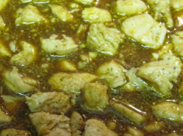 Add mixture to meat, reduce heat and simmer, stirring until smooth and thickened for...