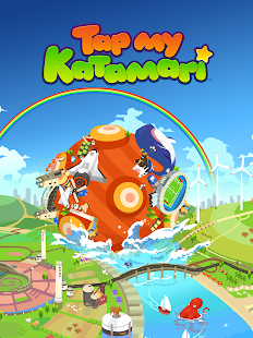 Tap My Katamari - Idle Clicker- screenshot thumbnail