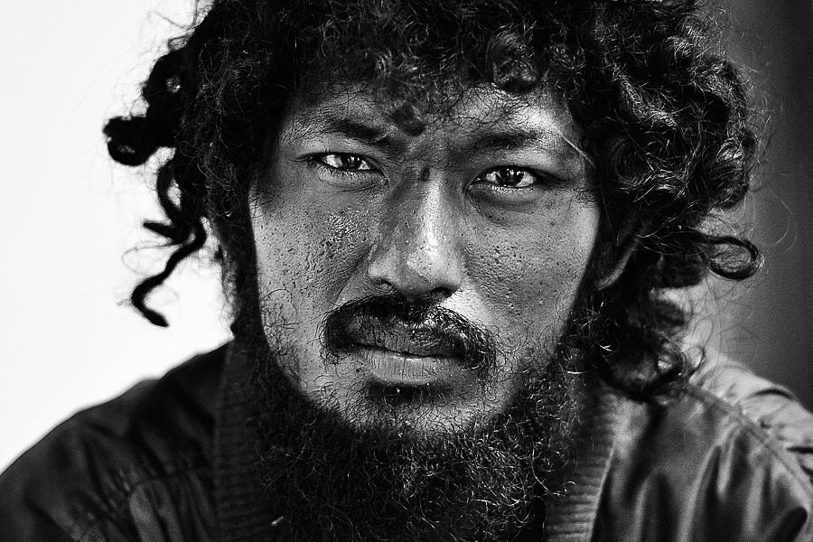 Hope by Din  Saha - People Portraits of Men