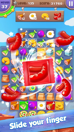 Cooking Mania: Ultra Fun Free Match 3 Puzzle Game 2.0.1.3107 1