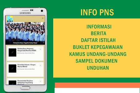Info CPNS / PNS / ASN screenshot 0