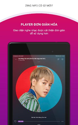 Zing MP3 20.08.01 Screenshots 12