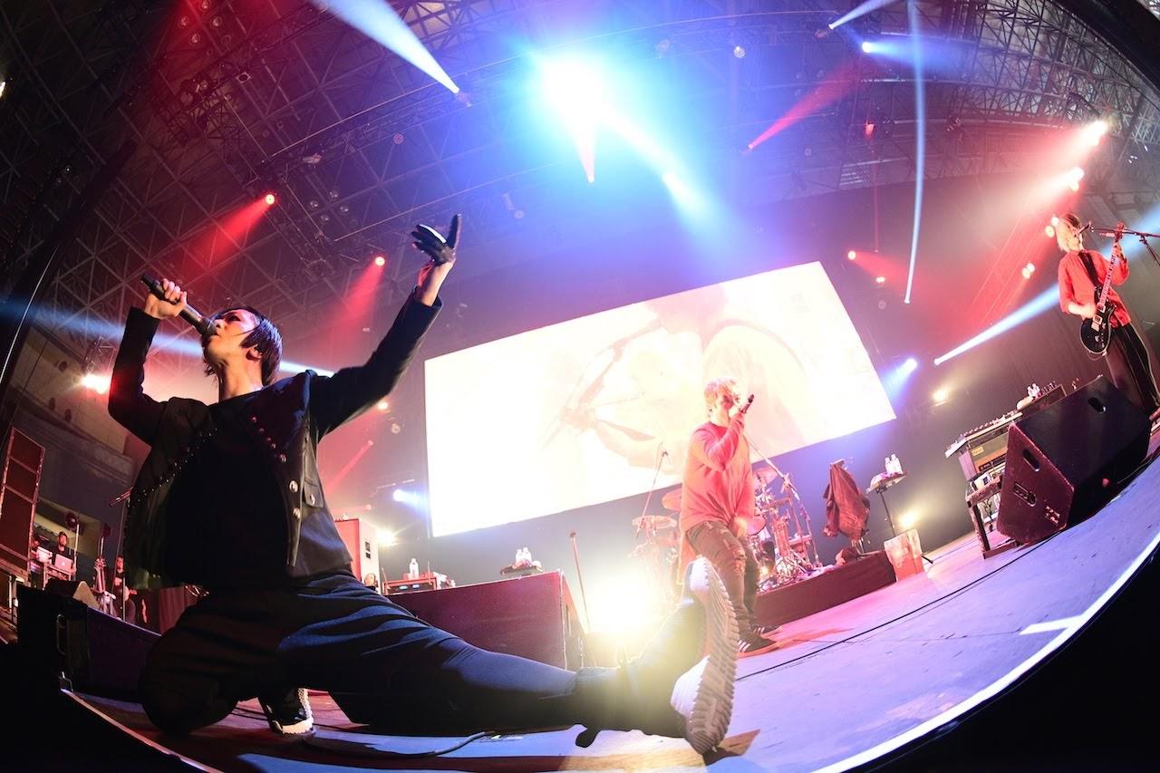 【迷迷現場】COUNTDOWN JAPAN 18/19 ROTTENGRAFFTY 「我要用音樂把在場的所有人給殺了!!!!!」
