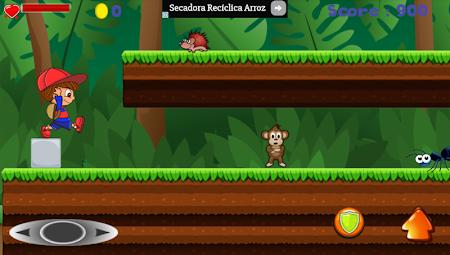 Halloween Run Free Game 1.0 screenshot 32397