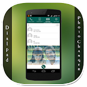 Dialpad Photo Changer