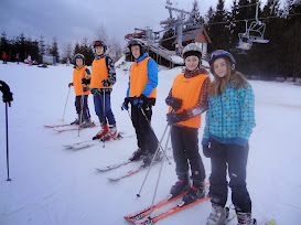 Piątkowy wyjazd na narty