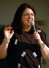 Photo: Kathy King, Writers Conference Co-Director