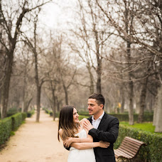 Wedding photographer Marcos Rodríguez pedrosa (kairosfoto). Photo of 27.03.2017