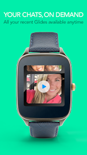 Glide - Video Chat Messenger- screenshot thumbnail