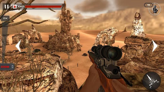 Game Mountain Sniper Shooting 3D APK for Windows Phone