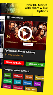 New Hindi Movies 2019 – Free Hindi Movies Online App Download For Android 3