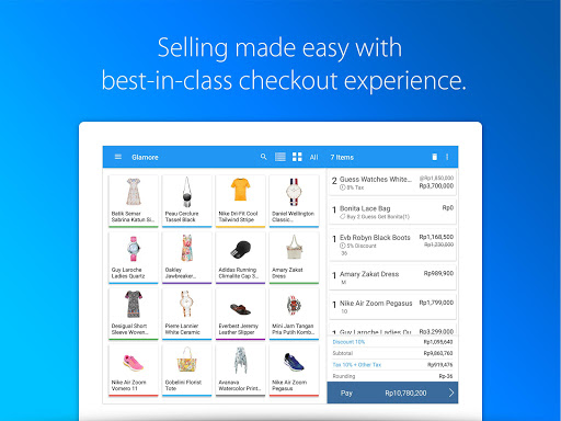 iSeller POS for Retail 1.208 screenshots 2