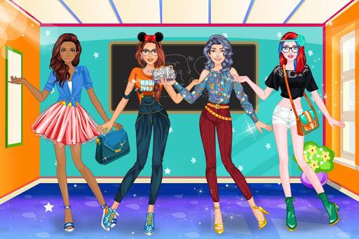 High School Dress Up For Girls 1.0.6 screenshots 1