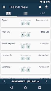 England Football League - Premier League 2017-18 - náhled