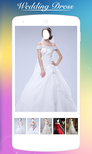 Wedding Dress Photo Montage 1.0 10