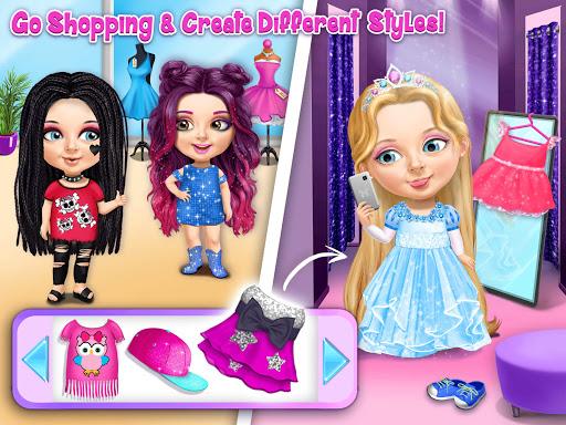 Sweet Baby Girl Beauty Salon 3 - Hair, Nails & Spa screenshot 16