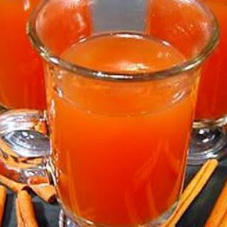 Hot Spiced Cran-Apple Cider