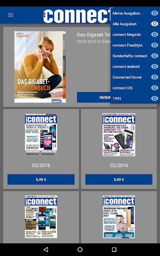connect Magazin screenshot 13