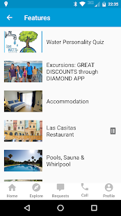 Diamond Resorts International®- screenshot thumbnail