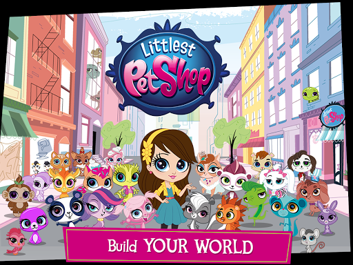 Littlest Pet Shop Your World - screenshot