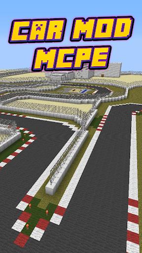 Car Mod FOR MCPE.
