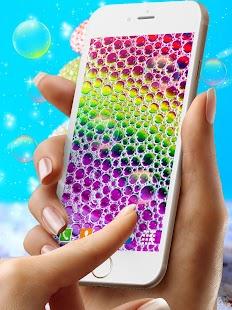 Color Bubbles Live wallpaper - náhled