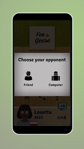 Fox and Geese - Online Board Game apkdebit screenshots 8