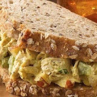 Turkey Salad Sandwiches.