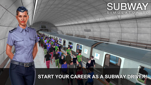 Subway Simulator 3D cheat screenshots 1