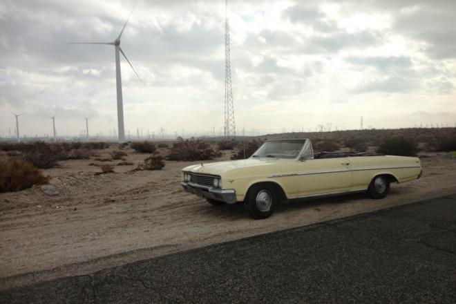 1970's Buick Skylark Hire CA