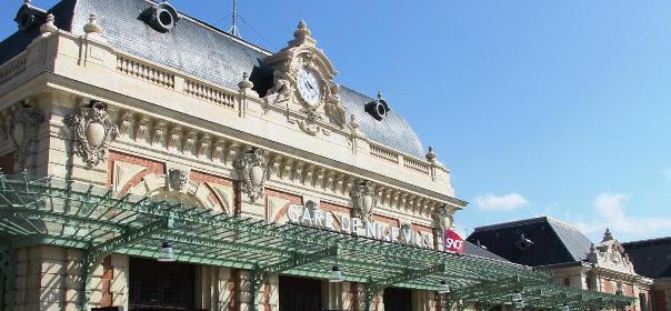 Estação Ferroviária de Nice