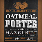 Victory Blackboard Series #4- Oatmeal Porter With Hazelnut