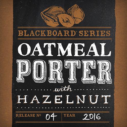 Logo of Victory Blackboard Series #4- Oatmeal Porter With Hazelnut