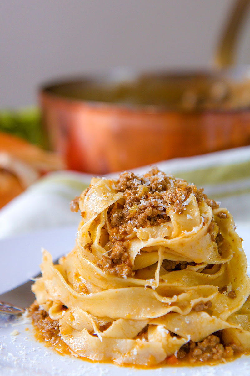 National Dish of Italy