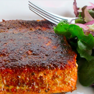Blackened Sockeye Salmon