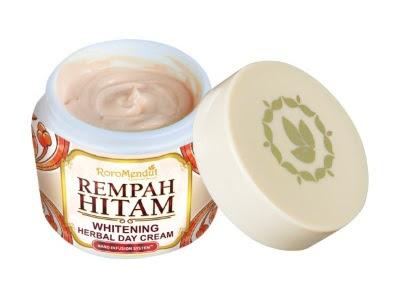 cream siang roro mendut rempah hitam roromendut krim herbal memutihkan