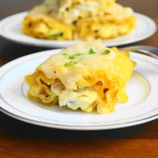 Chicken Florentine Lasagna Recipes